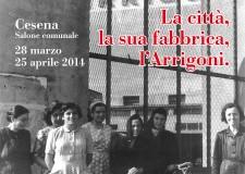 Emilia Romagna. Cesena. 'La città, la sua fabbrica, l'Arrigoni'. Ricordi e valori da non disperdere.
