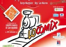 Repubblica San Marino. Finale di LoComix  top secret. Soprattutto per  tema e ambientazione.