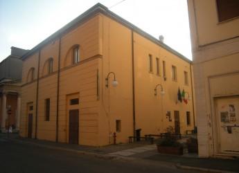 Santarcangelo d/R. La nuova Casa della Cultura, con 80.662 pezzi fra volumi e materiali audiovisivi.