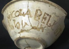 Lugo. Scavi archeologici, ritrovati reperti. Mostra 'Lugo ai tempi del colera'.