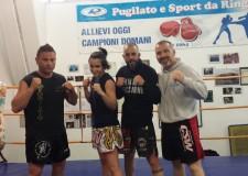 Emilia Romagna. Fiera Rimini, i ragazzi di Boxe e Thai Boxe Riccione animano i giorni finali di RiminiWellness.
