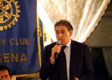 Cesena. Rotary Club, tra imprenditoria e rappresentanza sindacale. Sostegno Confcommercio importante.