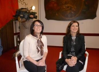 Emilia Romagna. Visita di Laura Boldrini a Rimini alla Casa delle Donne, dichiarazione di Emma Petitti.