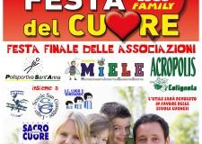 Emilia Romagna. Torna al Parco del Tondo la 'Festa del cuore – Lugofamily', un evento speciale per tutti.