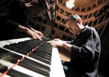 Fusignano. Paolo Dirani e Roberto Passuti con uno spettacolo di 'pianoforte recitante'. Teatro Moderno 13 maggio.