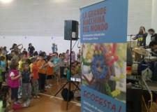 Emilia Romagna. A Rimini la festa finale del progetto di Hera:  'La grande macchina del mondo '.