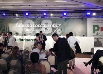 Emilia Romagna. ' Partiamo dal 40,8%,  per continuare a cambiare l'Italia'. Damiano Zoffoli ringrazia.