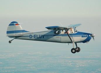 Ravenna. L'Aero Club 'F.Baracca' ospita la prima prova del campionato italiano di rally aereo.