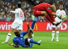 Cronaca ( non solo) di sport. Dovevamo farli 'bianchi e così è stato. Italia e Balo: contatto !