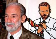Forlì. La Fanzinoteca d'Italia ospita Vittorio Giardino. Il maestro del fumetto italiano in visita agli appassionati.