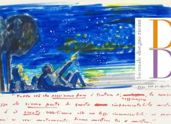 Rimini. La Biennale del Disegno di Rimini si presenta ad Arte Fiera di Bologna.