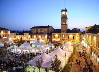 Forlimpopoli. Cervia e il sale dolce, anche quest'anno lo stand organizzato da MUSA alle Feste Artusiane.