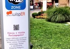 Forlimpopoli. Festa Artusiana, clicca la città su  telefonino o tablet con il servizio 'Realtà aumentata'.