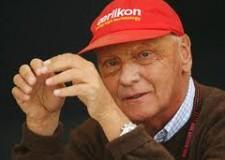 Notizie ( non solo) di sport. Lauda: ' Ferrari, auto di m…'. Nibali sempre più in giallo  al Tour de France.