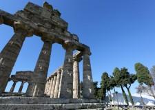 Turismo archeologico. Nell'area adiacente al tempio di Cerere per proporre  novità e scoperte.