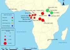 Salute pubblica. Virus Ebola in Africa occidentale. Aggiornamento epidemiologico sui dati OMS.