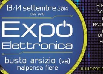 Web &Tech. High tech low cost a Malpensa Fiere  con Expo Elettronica, il  13/14 settembre.