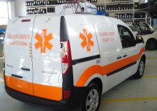 Mezzi all'avanguardia per il trasporto urgente di organi e sangue. A disposizione della Ausl di Romagna.