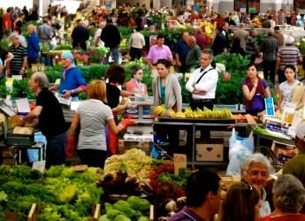 Cesena. Il mercato di Piazza Morta si sposta in Piazza Amendola. Al via la sperimentazione.