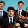 Alfonsine. Omer String Quartet in concerto per 'Pensiero, narrazione e voce. Nel giardino della Biblioteca.