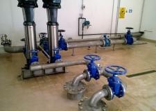 Hera: lavori completati per la nuova centrale idrica di Montebello. 100mila euro per un impianto strategico.