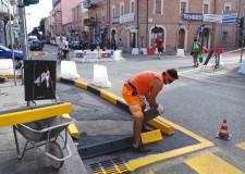 Rimini. La 'rivoluzione della circolazione urbana'. Con l'obiettivo per il 2015 di ' zero semafori'.