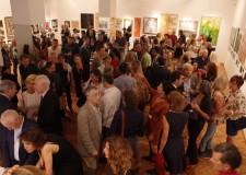 S.Patrignano. Oltre 40 opere tra sculture e dipinti per la raccolta fondi in favore della Comunità.