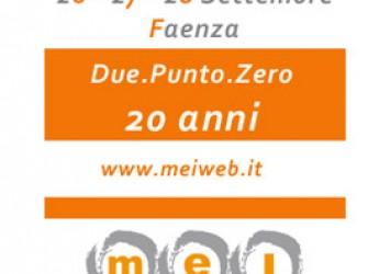 Faenza. I 20 anni del MEI con Agnelli, Mannarino e  Finardi. Dedicati  a Freak Antoni e Romagna Mia.