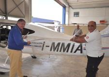 Emilia Romagna. Aeroclub Rimini: è finalmente 'disponibile'  il nuovissimo Tecnam P2008 JC.