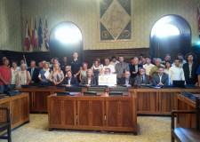 Ravenna: ricevuta in municipio la Commissione Aces Europe per Ravenna città europea dello sport.