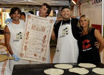 Bellaria Igea Marina: festa della piadina da venerdì 12 a domenica 14 settembre per celebrare il pane di Romagna.