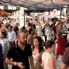 Gualtiero Marchesi, Gianfranco Vissani, Carlo Cracco e Gino Angelini al Festival della Cucina Italiana. Dal 5 al 7 settembre Rimini capitale del cibo d'Italia.