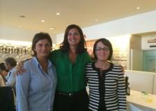 Rimini: più fondi a sostegno dei centri antiviolenza sulle donne. Emma Petitti e Nadia Rossi all'incontro con Laura Boldrini.