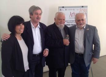 Forlimpopoli. Consegnato Premio Artusi 2014 a Enzo Bianchi.