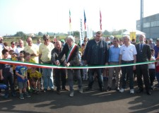 Attività sportiva. Rubicone: inaugurata una pista ciclo pedonale a Sant'Angelo di Gatteo.