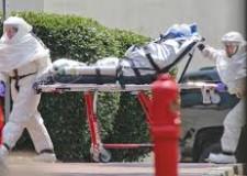 Aggiornamento epidemiologico: operatore sanitario negli Stati Uniti  positivo ai test sull'Ebola.