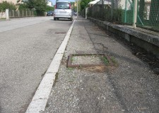 Bassa Romagna. Cotignola: nuovi marciapiedi, asfaltature e pista ciclo pedonale.