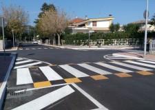 Misano Adriatico. Terminati i lavori di riqualificazione del quartiere Belvedere.