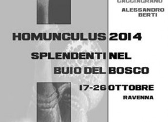Ravenna. Dal 17 al 26 ottobre torna, per il settimo anno consecutivo, il progetto Homunculus sul tema del vedere.