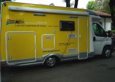Il camper di Hera a Savignano sul Rubicone tutti i martedì dalle 8.30 alle 12.30.