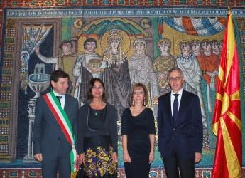 Ravenna. La mostra dei mosaici antichi fa tappa a Skopje, capitale della Macedonia.