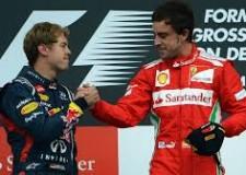 Notizie ( non solo) di calcio. Il derby storico tra Milan e Inter, decadute. Alonzo se ne va, ma arriva Vettel.