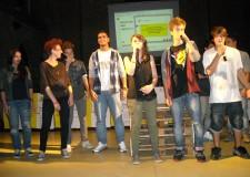 Ravenna: festeggiate le 'magliette gialle' di 'Lavori in Comune', progetto di volontariato rivolto ai ragazzi.