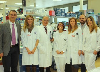 Irst e Ior uniti nella ricerca contro il tumore ai polmoni con l'iniziativa 'Adotta un progetto'.