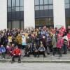 Riccione sfila in corteo contro la violenza sulle donne. Corteo nelle vie cittadine e incontro pubblico al Palazzo del Turismo.