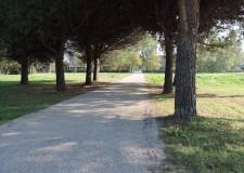 Bellaria Igea Marina: completati i nuovi camminamenti al parco del Gelso.