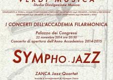 Ravenna. Sabato 22 novembre debutta l'orchestra del Verdi fra classico e jazz.