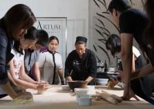 Forlimpopoli. Carla Brigliadori fa scuola di cucina a Manila nel nome di Artusi.