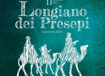 Longiano dei Presepi: Torna la grande manifestazione natalizia nel borgo medievale di Longiano fra originali interpretazioni d'artista e presepi tradizionali.