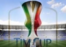 Panoramica sulla coppa Italia. Accedono agli ottavi di finale le 16 migliori squadre del torneo.